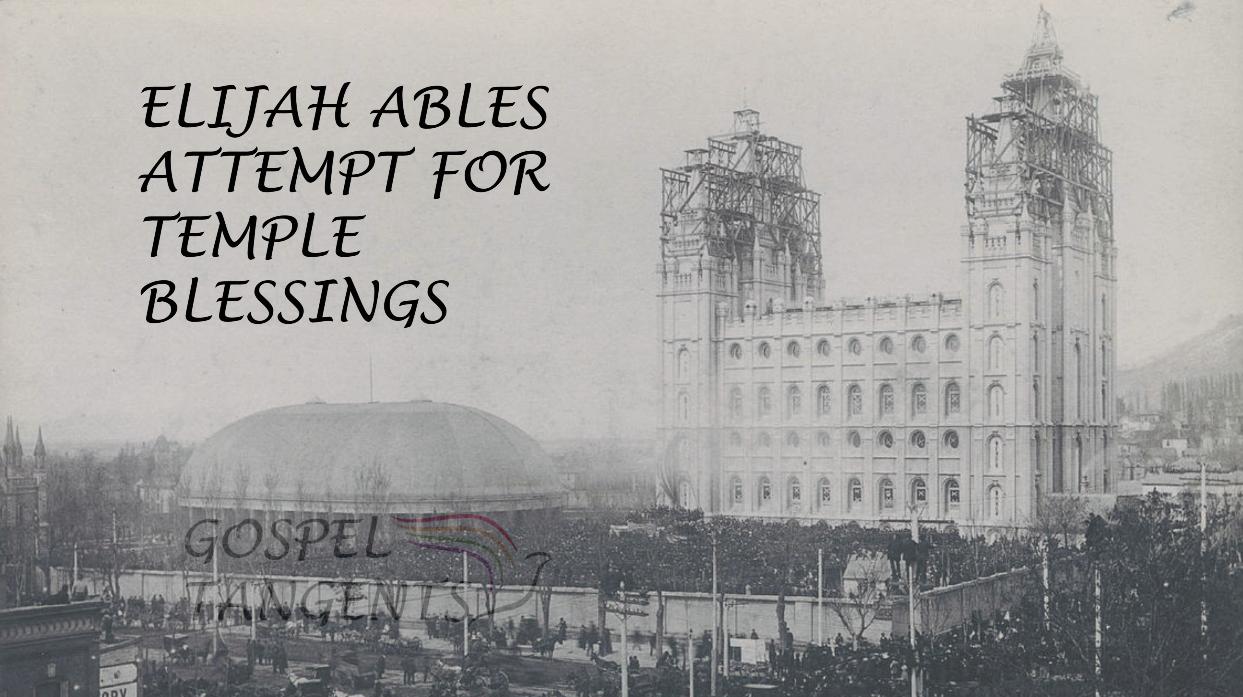 Elijah Abel Archives - Gospel Tangents