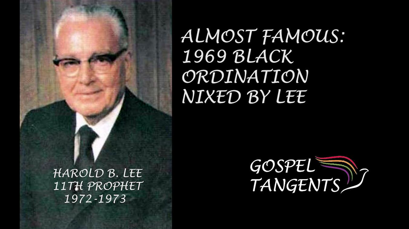 Spencer W  Kimball – Gospel Tangents