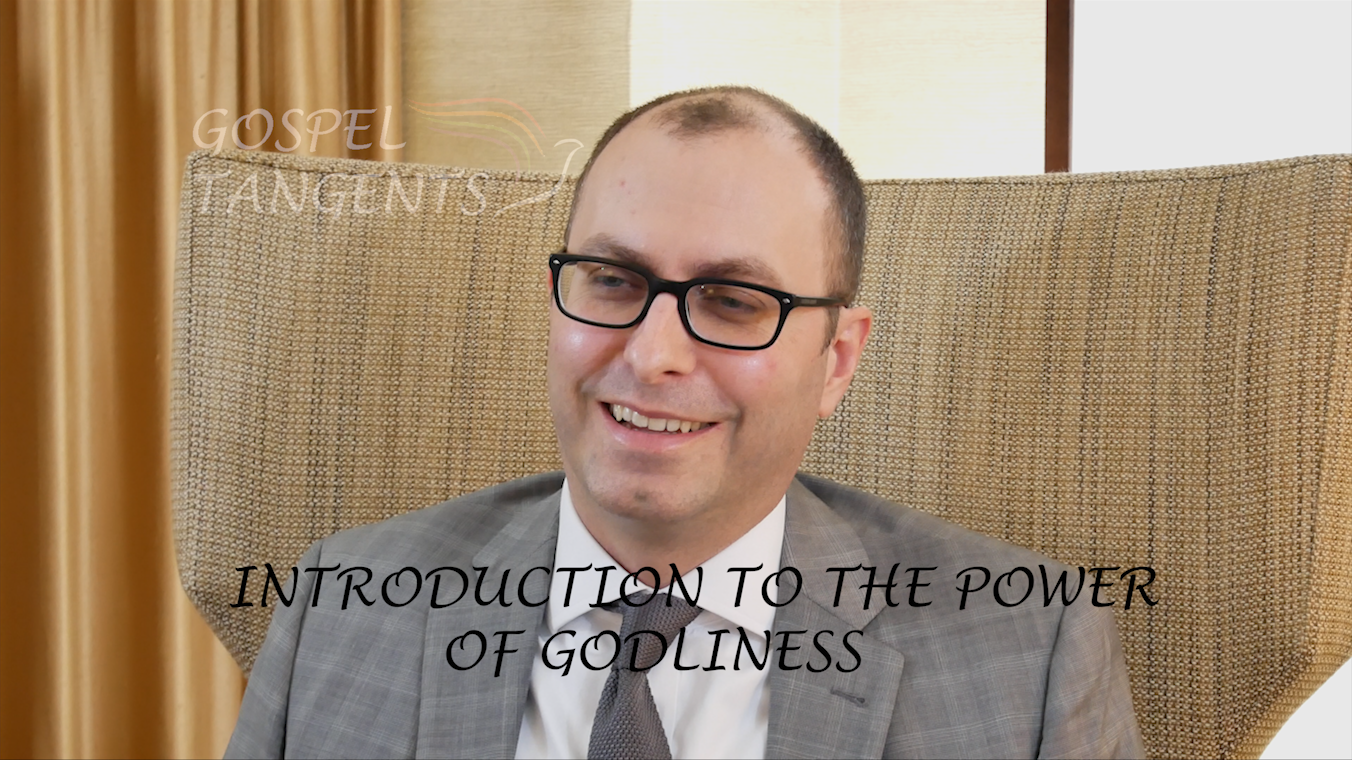 "Dr. Jonathan Stapley introduces the concept of ""cosmological priesthood."""