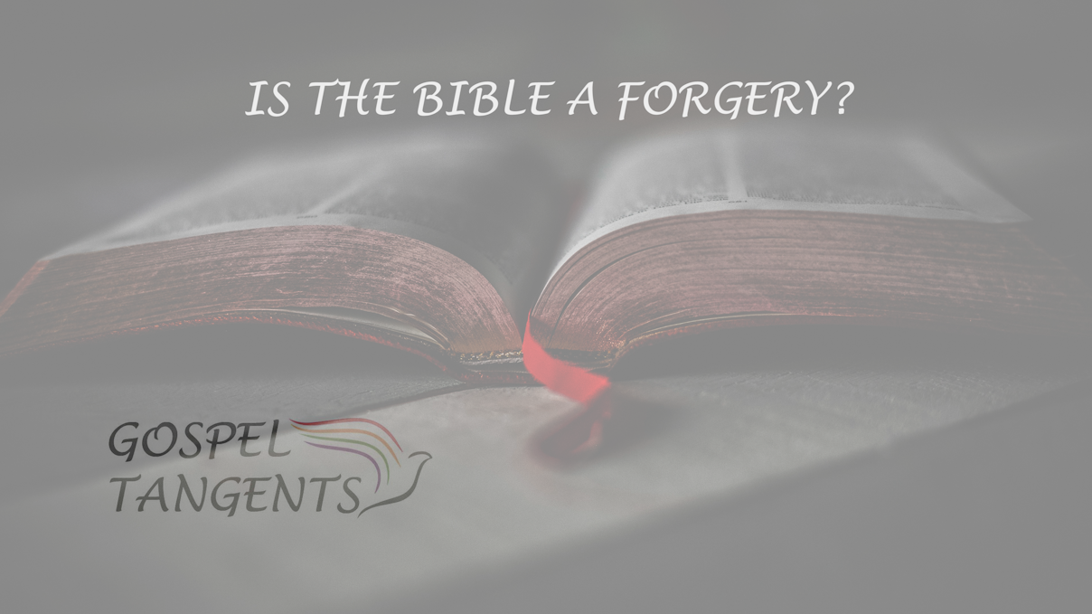 How does Sandra Tanner feel about evolution, biblical literalism, and biblical forgeries?