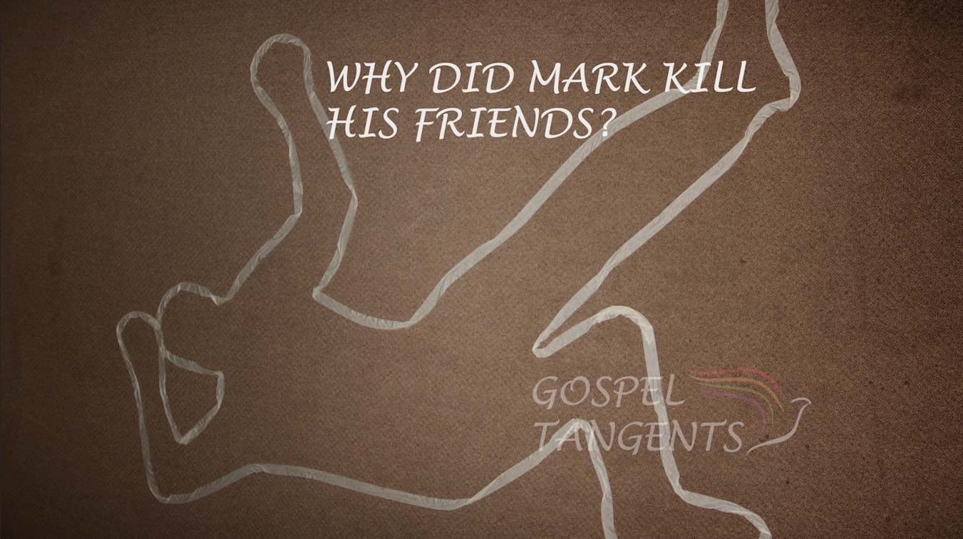 Find out why Mark Hofmann killed his best friends.