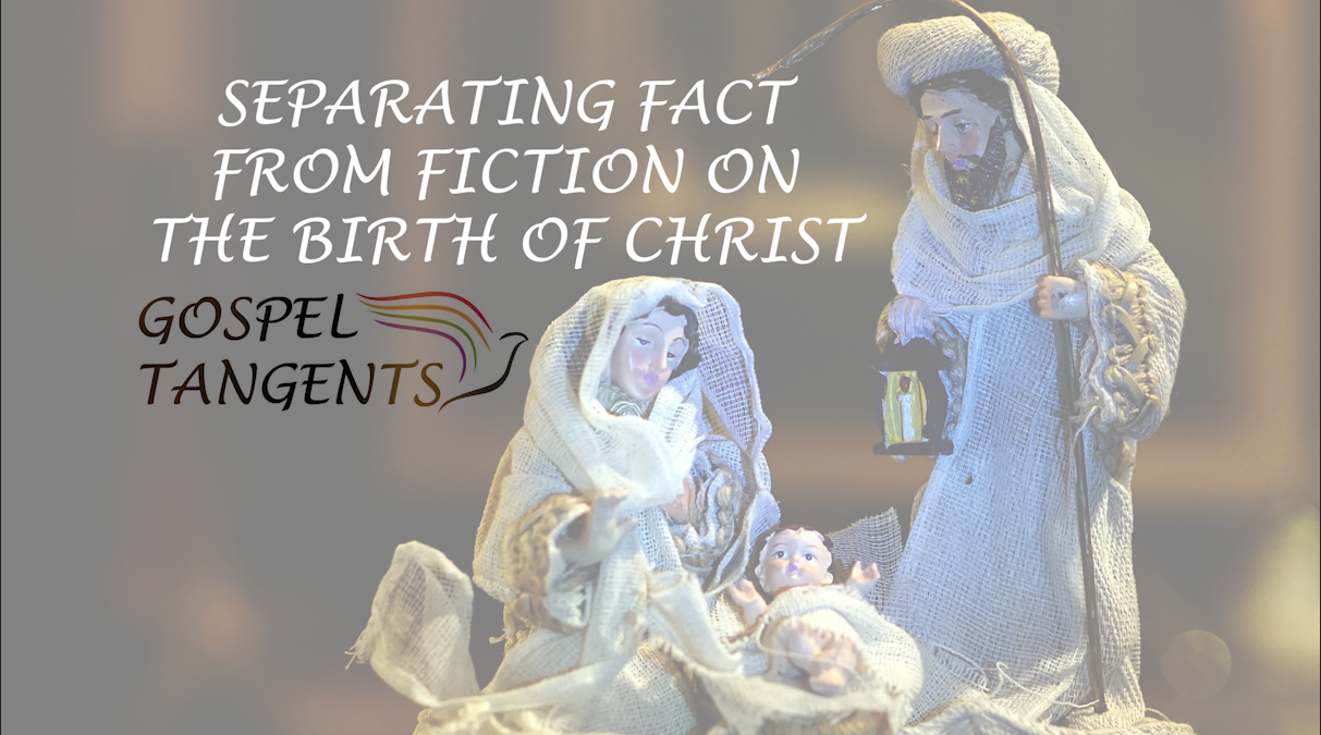Is it true that estimate range from 5 B.C. to 6 A.D for the birth of Jesus?