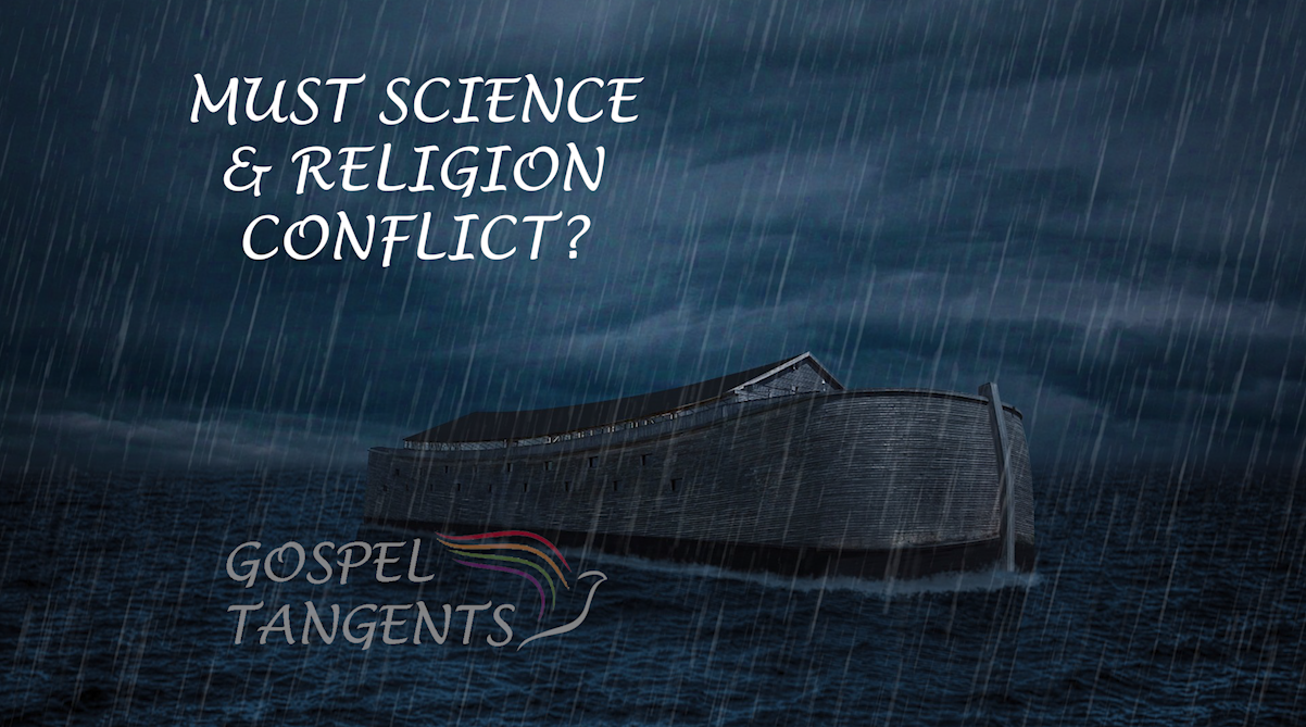 Is Noah's flood about science, or faith?