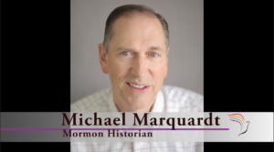 Michael Marquardt clears up record on Founding of LDS Church on April 6, 1830