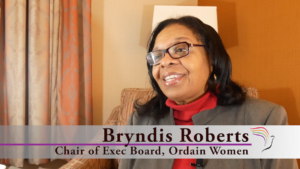 Bryndis Roberts - Chair of Executive Board, Ordain Women