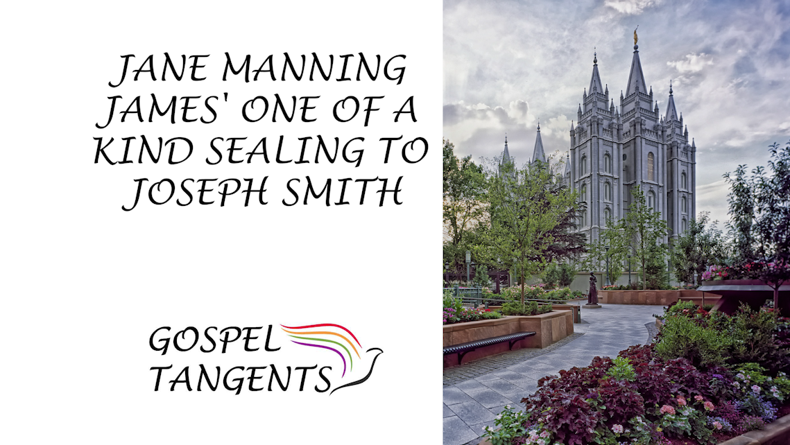 Gospel Tangents – Exploring Mormon History, Science, & Theology